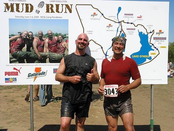 Mud run 2005