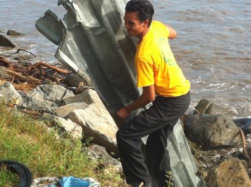 Sayulita Beach Clean Up! 002
